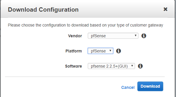 DownloadConfiguration